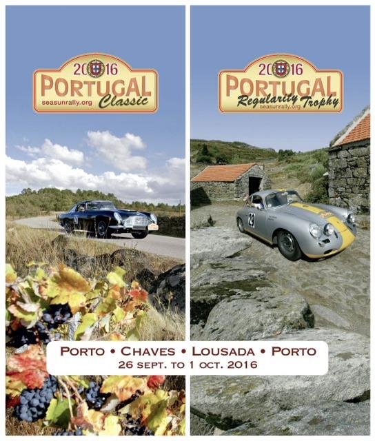 Portugal SeaSun rally 2016