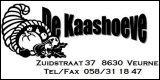 De Kaashoeve