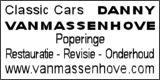 Vanmassenhove Classic Cars